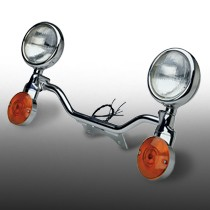 Spotlight bars and accessories for harley davidson national cycle spotlight bars not only look great on your bike but they are also a considerable safety feature their 35 watt halogen bulbs light up the audiocablefo