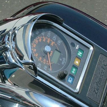 Speedometer Cowl for Suzuki® C50/C800/VL1500LC Boulevard/Intruder