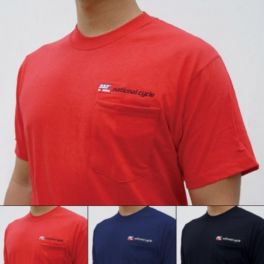 National Cycle Pocket T; Red