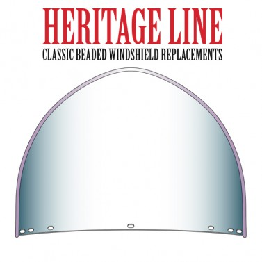 Beaded Heavy Duty™ Top, Pointed, Replacement for 7-Bolt Pattern