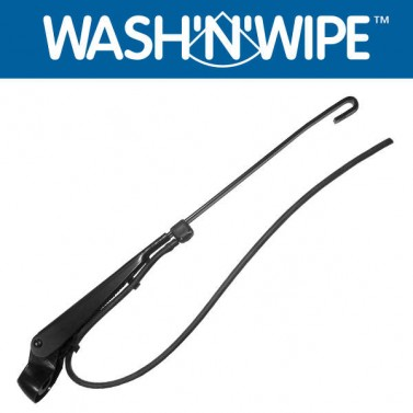 Wash'n'Wipe™ Replacement Wiper Arm Assembly; 350mm
