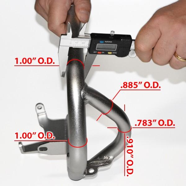 Z7101 Tubing Diameter