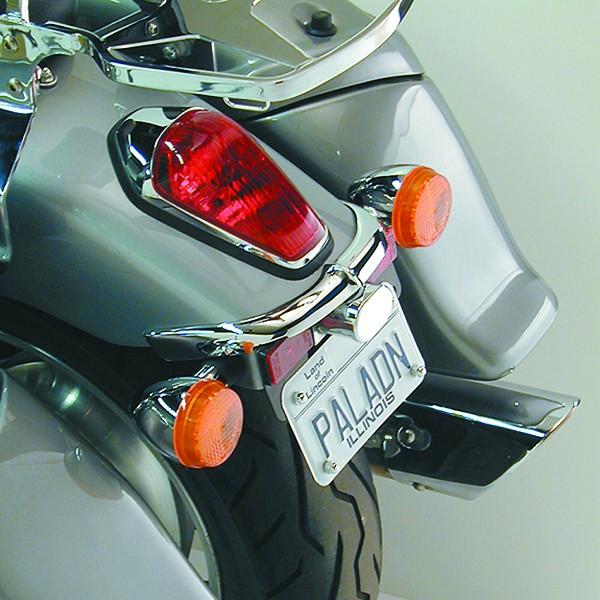 Cast Rear Fender Tip for Honda® VTX