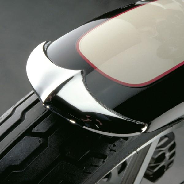 Cast Front Fender Tip for Honda® VT1100 Shadow