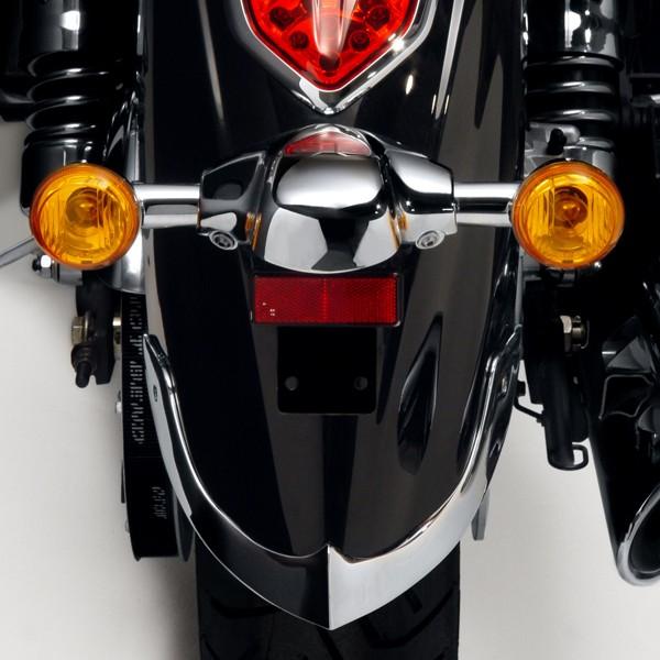 Cast Rear Fender Tip for Kawasaki® VN1700 Vulcan