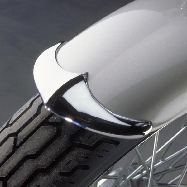 Cast Front Fender Tip for Honda® DLX/VLX600 Shadow