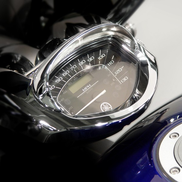 Speedometer Cowl for Yamaha® XVS1300/AT V-Star/XVZ1300CT Royal Star