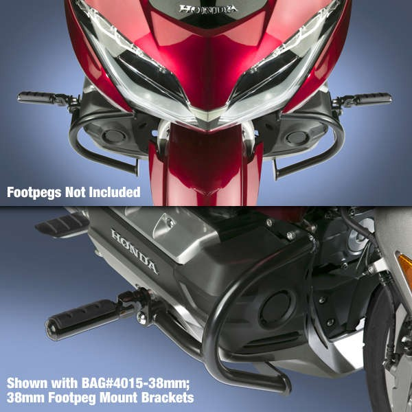 Paladin® Comfort Bars for Honda® GL1800 Gold Wing