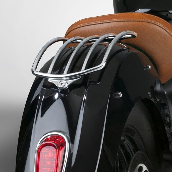 Paladin® Fender-Mount Solo Luggage Rack for Indian® Scout