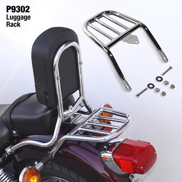 Paladin® Luggage Rack for Yamaha® XV250 Virago/XVS250 V Star