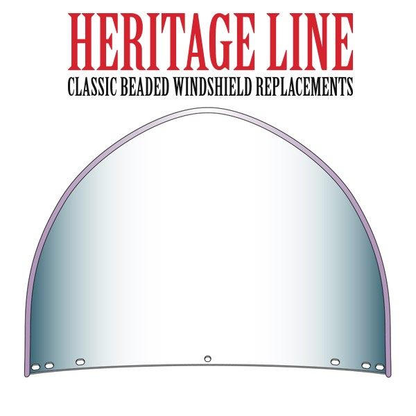 Beaded Heavy Duty™ Top, Pointed, Replacement for 5-Bolt Pattern