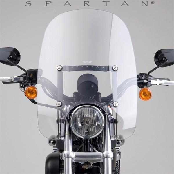Spartan® Quick Release Windshield