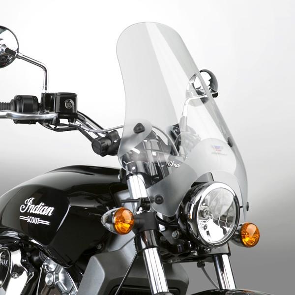 "National Cycle Street Shield Windscreen Windscreen Quickset Clear 1/"" N25012"