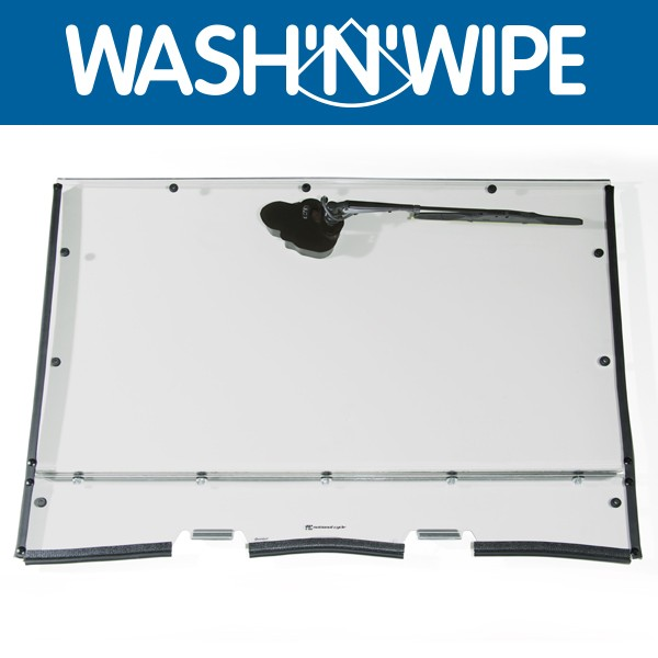 Fully Assembled Windshield