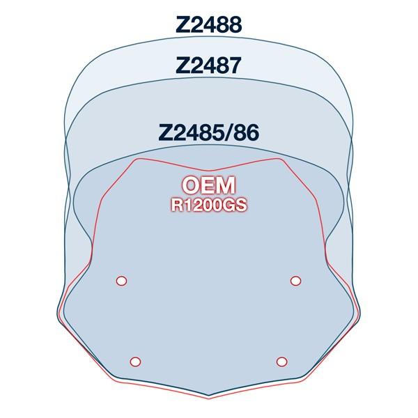 VStream® vs. OEM R1200GS