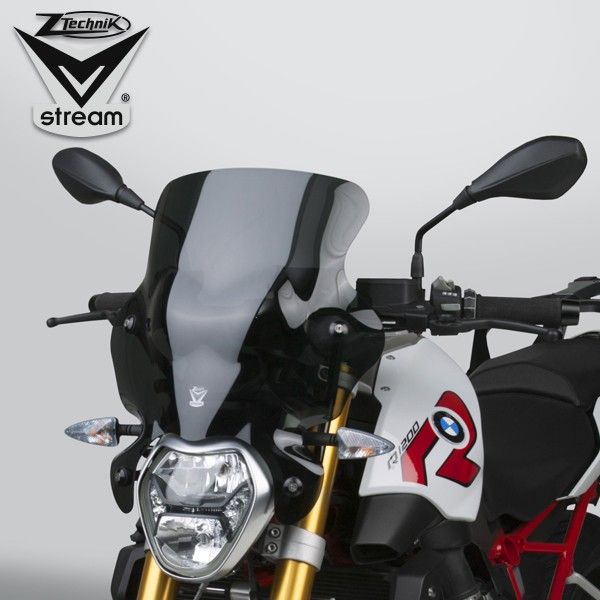 z2353 vstream sport replacement screen for bmw r1200r. Black Bedroom Furniture Sets. Home Design Ideas