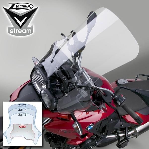 VStream+® Touring Windscreen