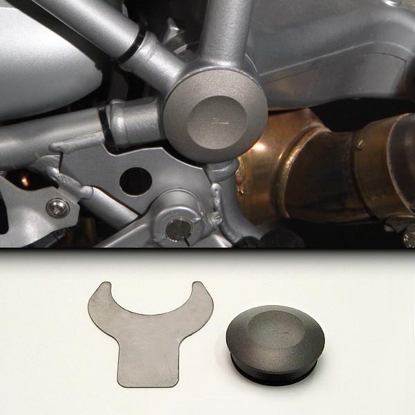 ZPlug™: Large Left Rear Frame Junction for BMW® R1200GS/Adventure