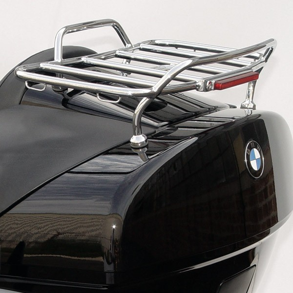 Chrome Trunk Rack for BMW® K1200LT