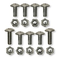 Replacment Bolt Set; Heavy Duty™ and Dakota™ 4.5 Windshields