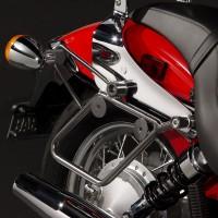 Cruiseliner™ Black Mount Kit for Quick Release Saddlebags