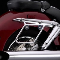 Cruiseliner™ Chrome Mount Kit for Quick Release Saddlebags