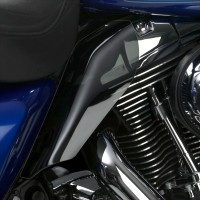 Heat Shields for Harley-Davidson® FLH/FLT Models