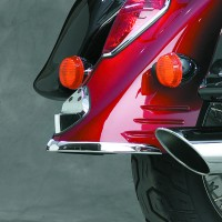 Cast Rear Fender Tip for Honda® VTX