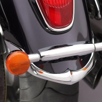 Cast Rear Fender Tip for Kawasaki® VN2000