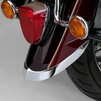 Cast Rear Fender Tip for Yamaha® XV1600A/AS/MM