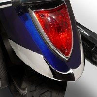 Cast Rear Fender Tip for Yamaha® XVS1300A/AT