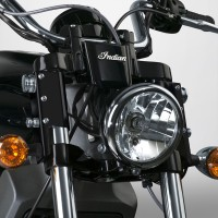 SwitchBlade® Quick Release Mount Kit, Straight Forks; Black