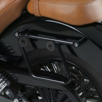 Cruiseliner™ Black Mount Kit for Quick Release Saddlebags