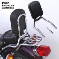 Paladin® Back Rest for Yamaha® XV250 Virago/XVS250 V Star