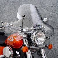 Plexistar 2™ Windshield Fairing