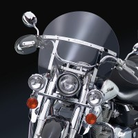SwitchBlade® Chopped™ Clear Windshield