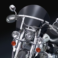 SwitchBlade® Chopped™ Light TInt Windshield