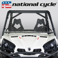 National Cycle Full Windshield for UTVs