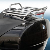 ZTechnik® Chrome K1200LT Trunk Rack