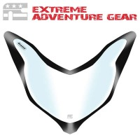 Extreme Adventure Gear Polycarbonate Headlight Guard for Honda® CB500X