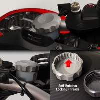 ZCap™: Clutch Reservoir for BMW® K-Series/R-Series