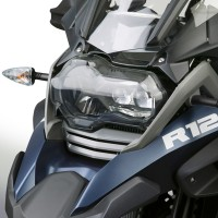 ZTechnik® Polycarbonate LED Headlight Guards for BMW® R1200GS/Adventure
