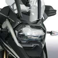 ZTechnik® Polycarbonate LED Headlight Guards for BMW® R1200/1250 GS/GSA