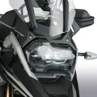 ZTechnik® Polycarbonate LED Headlight Guards for BMW® R1200GS/Adventure