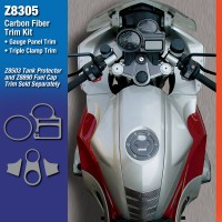 Carbon Fiber Multi-Piece Trim Kit for BMW® R1200ST