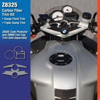 Carbon Fiber Multi-Piece Trim Kit for BMW® K1200R