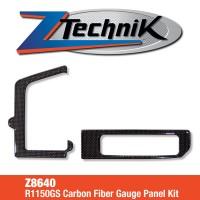 Carbon Fiber Gauge Panel Trim for BMW® R1150GS