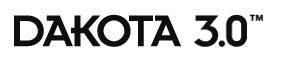 Dakota 3.0 Logo