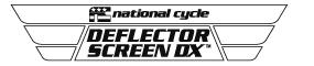 Deflector Screen DX Logo