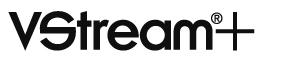 VStream Plus Logo